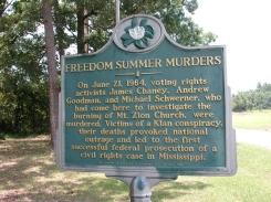Mt._Zion_Methodist_Church_state_history_marker_in_Neshoba_County